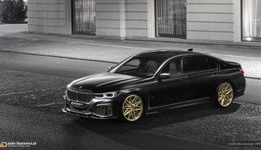 BMW M760Li xDrive藉Auto-Dynamics之手獲得更獨特的風格