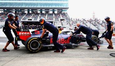 Horner:Ricciardo引擎的問題不該發生在F1