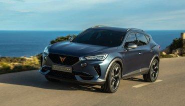 品牌第一款獨有車型,CUPRA Formentor細節揭露