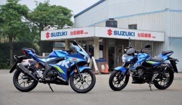 點燃台灣輕跑車戰火的狼煙:2017 SUZUKI GSX-R150/S150 抵台