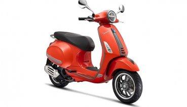 結合優雅與力量!Vespa Primavera S 125 i-get ABS特仕版限量登場