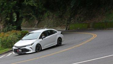 熱血魂! Toyota Corolla Altis Hybrid GR Sport