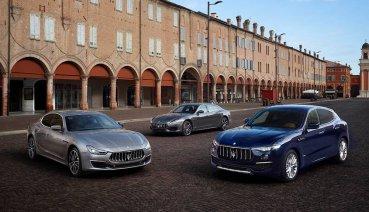 2020年式Maserati全新到港、升級搭載ADAS先進駕駛輔助系統!