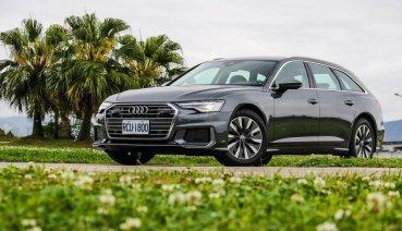 如果你也愛旅行車, Audi A6 Avant 40 TDI Premium 也可能是你的菜
