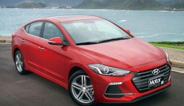 【焦點路試】Hyundai Elantra Sport 上探200匹的韓流