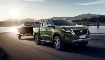 長安凱程F70兄弟車,Peugeot全新皮卡Landtrek鎖定拉美、非洲等市場
