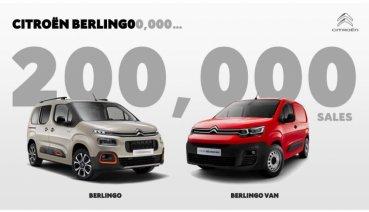 竄升Citroen第二暢銷車型!第三代Berlingo不到一年半售出20萬輛