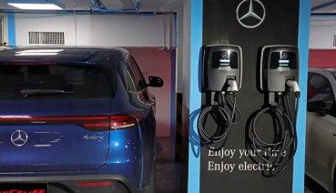 縱使變身純電,依舊是熟悉的味道!2020 Mercedes-Benz EQC400 4MATIC AMG Line