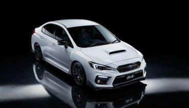 縮減至單一 STI SPORT,Subaru WRX S4 新年式亮相、同步推出限定 500 輛 STI Sport#特仕車