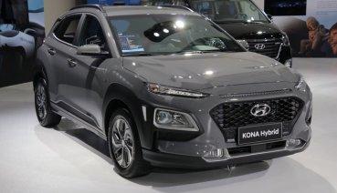 102.9萬元開始接單預售,同級唯一 Hyundai KONA Hybrid 5/12 進駐展示中心