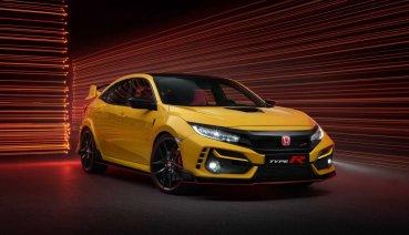 強化性能最棒的方式仍舊是輕量化!Honda Civic Type R Limited Edition登場
