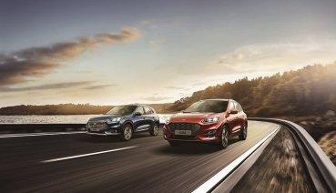 Ford Kuga熱銷訂單破3,500輛、8月底前下訂送Lavazza禮盒!