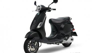 Vespa台灣限定推出LX 125 i-get FL Matt Black特仕版、上市優惠價11.8萬元!