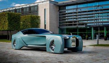 勞斯萊斯103 EX世界巡展完美落幕、詮釋未來無人駕駛層峰奢華的移動世界!