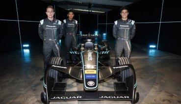 JAGUAR以I-TYPE加入FIA FORMULA E賽事