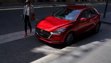 質感安全雙進階!全新小改款Mazda2售價74.9萬元起展開接單