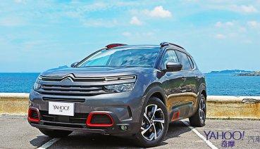 法蘭西視角開創全新舒適格局!Citroën C5 Aircross Feel北海岸試駕