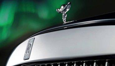 奢豪休旅王者!勞斯萊斯推出首款休旅車Rolls-Royce Cullinan 要價新台幣2,188萬元起