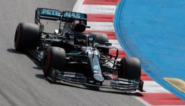 "Hamilton:""殺手級""高溫不利於輪胎管理"