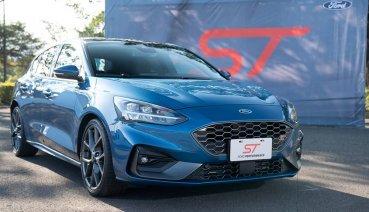 全新Ford Focus ST登台亮相、預售價136.9萬元展開接單!