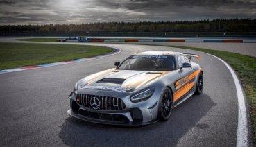 新版Mercedes-AMG GT4賽車開始投入市場
