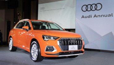 全新Audi Q3預售開跑 四環品牌蓄勢待發
