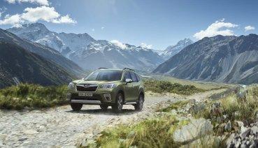 共同防疫!Subaru即日起提供到府試駕服務、Forester及XV配備升級4月份入主享高額優惠