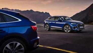 Audi終於推出首款Q5 Sportback