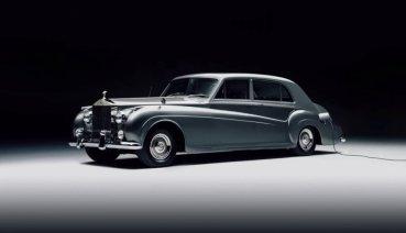 Lunaz改造全球唯一純電動經典Rolls-Royce Phantoms與Silver Clouds