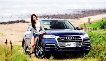 【♀ 冠儀試車日記】科技與人性的交融 Audi Q5 45 TFSI quattro Sport
