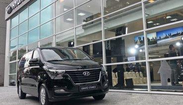 小改款Hyundai Grand Starex售價137.8萬起上市、全新Hyundai內湖GDSI展間同步開幕!