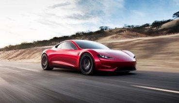 馬斯克親上播客節目 超跑Tesla Roadster可能延後上市