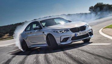 BMW在台推出M2 Competition手排版本、售價370萬限時限量上市!