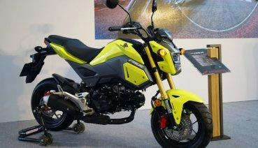 年輕世代 玩樂至上 Honda 2018 MSX 125正式在台上市