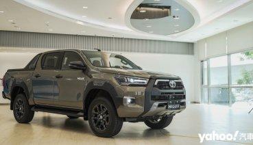 價值20萬超有感升級!2020 Toyota Hilux小改款拍攝直擊!