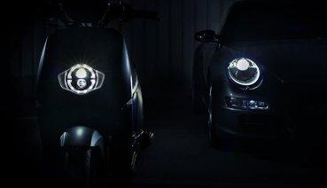 eReady廠照再一發、LED圓形頭燈造型向經典致敬!