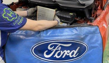武漢肺炎疫情緊張,Ford 教你如何清潔愛車