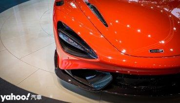 【新車圖輯】眾人也將回眸!2020 McLaren 765LT亞太市場首現!