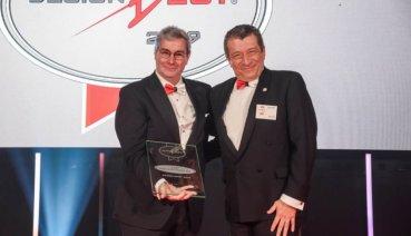 Hyundai集團設計總監Luc Donckerwolke榮獲AUTOBEST 最佳設計肯定