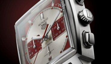 向摩納哥古董車大獎賽致敬,官方計時夥伴TAG HEUER Monaco腕錶限量發行