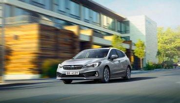 內外強化升級!小改款Subaru Impreza售價94.8萬元起在台上市