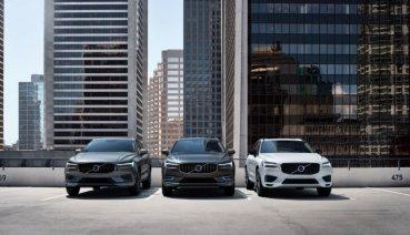 239萬起二車型,2020年式 Volvo XC60 B5 48V Mild Hybrid 正式在台發表