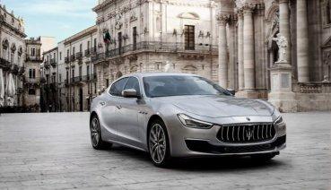 「Ciao Italia ! 2020」歡慶Maserati 105週年歲末慶典將於 台北、台中、高雄展示中心盛大展開