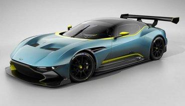 7.0L引擎輸出超過800hp!Aston Martin『火神』Vulcan定裝照全都露