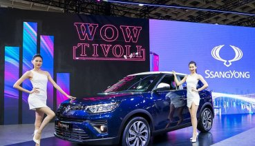 小改款SsangYong Tivoli台北車展發表上市!新增1.5升汽油渦輪動力、安全配備再升級