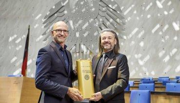 Volkswagen三度蟬聯Plus x Award年度最具創新力品牌!