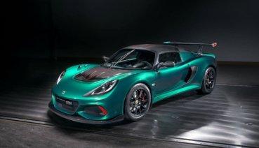 極盡性能與英式工藝的完美淬鍊,全新Lotus Exige Cup 430正式抵台!