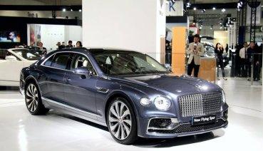 2020台北車展:Bentley百年淬鍊第三代Flying Spur正式亮相
