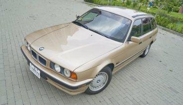 【頂極老汽車】Vol.22 BMW 5 series E34 Touring 旅行車