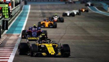 Renault:2019規則三大車隊所損失的性能更多